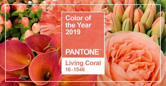 usar a cor do ano 2019 para a decoração do casamento é uma excelente ideia.