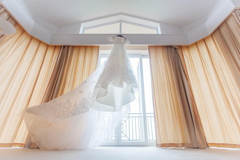 Vestido de noiva pós-casamento. O que fazer?