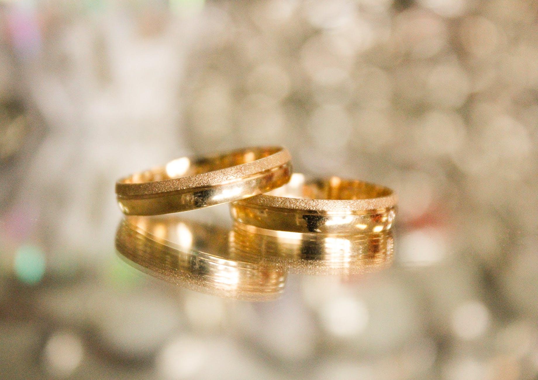 Alianças de casamento, como escolher o par perfeito?